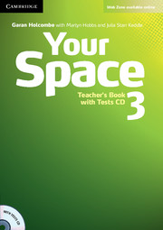 Фото - Your Space Level 3 Teacher's Book with Tests CD