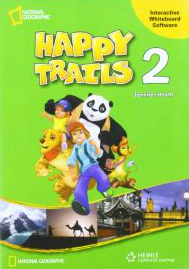 Фото - Happy Trails 2 Interactive Whiteboard CD