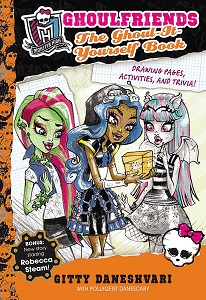 Фото - Monster High: Ghoulfriends the Ghoul-it-Yourself Book