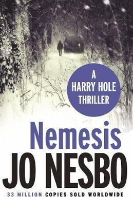 Фото - Nemesis (Harry Hole Series, Book 4)