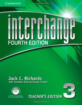 Фото - Interchange 4th ed 3 Teacher's Edition with Assessment Audio CD/CD-ROM