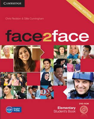 Фото - Face2face 2nd Edition Elementary Student's Book with DVD-ROM
