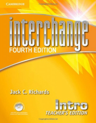 Фото - Interchange 4th ed Intro Teacher's Edition with Assessment Audio CD/CD-ROM