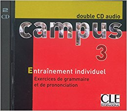 Фото - Campus 3 CD audio individuelle