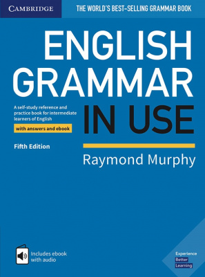 Фото - English Grammar in Use 5th Edition Book with answers and Interactive eBook