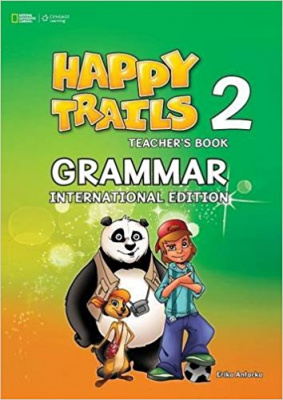 Фото - Happy Trails 2 Grammar TB International Edition