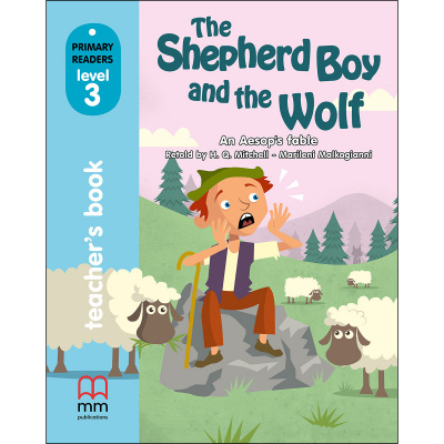 Фото - PR3 The Shepherd Boy and The Wolf TB