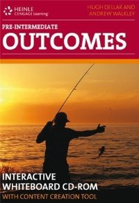 Фото - Outcomes Pre-Intermediate Interactive WhiteBoard Software CD-ROM Revised Edition