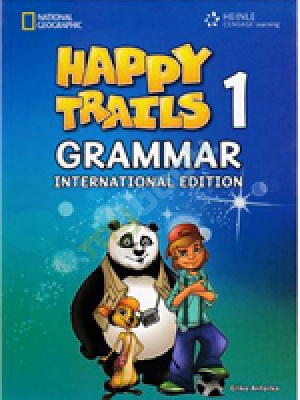 Фото - Happy Trails 1 Grammar SB International Edition