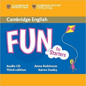 Фото - Fun for Starters 3nd Edition Audio CD
