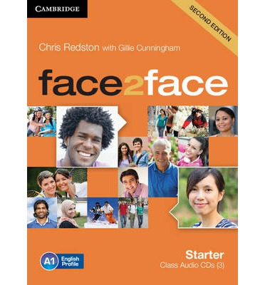 Фото - Face2face 2nd Edition Starter Class Audio CDs (3)