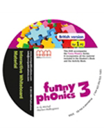 Фото - Funny Phonics 3 Interactive Whiteboard Material