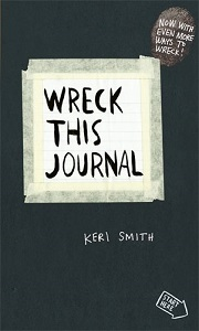 Фото - Keri Smith: Wreck This Journal