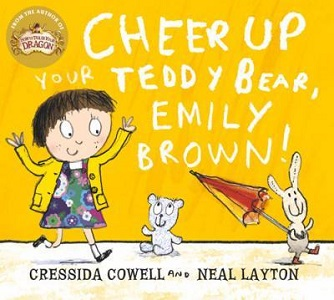 Фото - Cheer Up Your Teddy Emily Brown