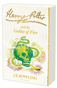 Фото - Harry Potter 4 Goblet of Fire [Paperback]