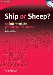 Фото - Ship or Sheep? 3rd Edition Book with  Audio CDs (4)
