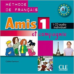 Фото - Amis et compagnie 1 CD audio individuelle