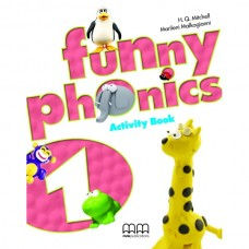 Фото - Funny Phonics 1 WB with Audio CD/CD-ROM