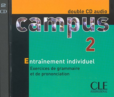 Фото - Campus 2 CD audio individuelle