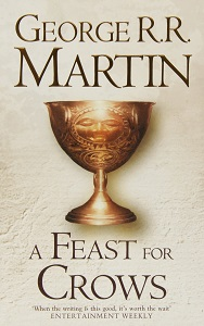 Фото - A Song of Ice and Fire Book 4: A Feast for Crows HB