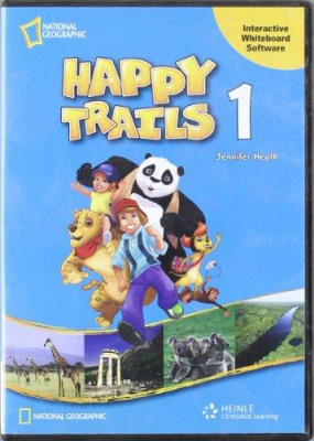 Фото - Happy Trails 1 Interactive Whiteboard Software (revised)