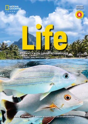 Фото - Life  2nd Edition Upper-Intermediate_B SB