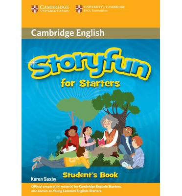 Фото - Storyfun for Starters Student's Book
