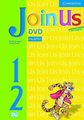 Фото - Join us English 1&2 DVD & activity book