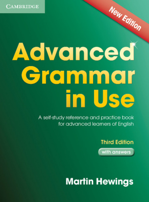 Фото - Advanced Grammar in Use Third edition Book with answers