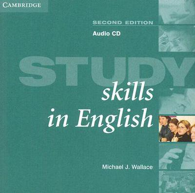 Фото - Study Skills in English Second edition Audio CD