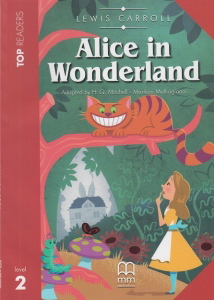 Фото - TR2 Alice In Wonderland Book with CD