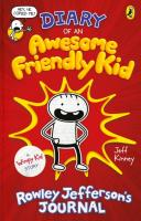 Фото - Diary of an Awesome Friendly Kid