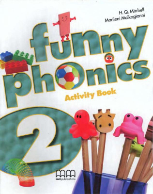 Фото - Funny Phonics 2 WB with Audio CD/CD-ROM