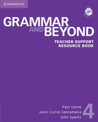 Фото - Grammar and Beyond Level 4 Teacher Support Resource Book with CD-ROM