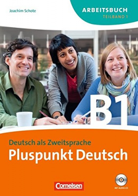 Фото - Pluspunkt Deutsch B1/1 AB+CD