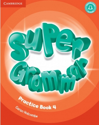 Фото - Super Minds 4 Super Grammar Book