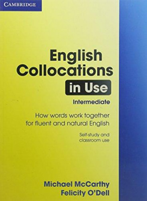 Фото - Collocations in Use Intermediate Book with answers