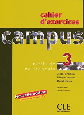 Фото - Campus 3 Cahier d`exercices