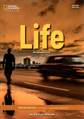 Фото - Life  2nd Edition Intermediate WB with Key and Audio CD