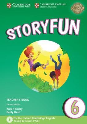 Фото - Storyfun for 2nd Edition Flyers Level 6 Teacher's Book with Audio