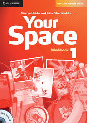 Фото - Your Space Level 1 Workbook with Audio CD