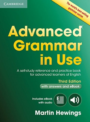 Фото - Advanced Grammar in Use 3rd Edition Book with Answers and Interactive eBook