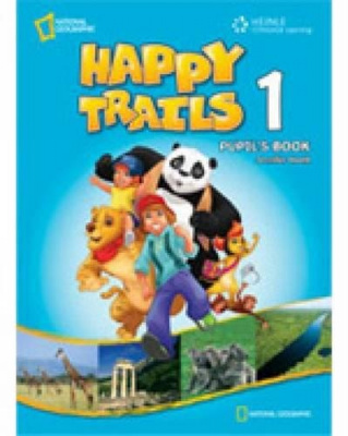 Фото - Happy Trails 1 PB with CD