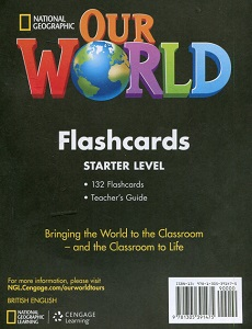 Фото - Our World  Starter Flashcard
