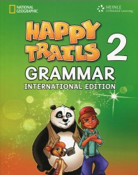 Фото - Happy Trails 2 Grammar SB International Edition