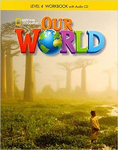Фото - Our World  4 Workbook with Audio CD