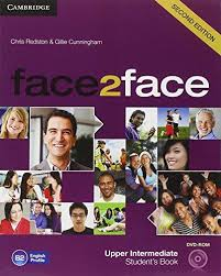Фото - Face2face 2nd Edition Upper Intermediate Student's Book with DVD-ROM