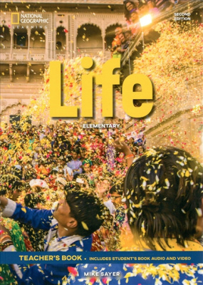 Фото - Life  2nd Edition Elementary TB includes SB Audio CD and DVD