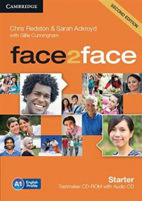 Фото - Face2face 2nd Edition Starter Testmaker CD-ROM and Audio CD