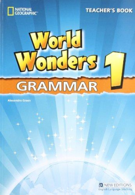 Фото - World Wonders 1 Grammar TB